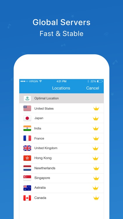 Shield VPN - Unlimited  Proxy