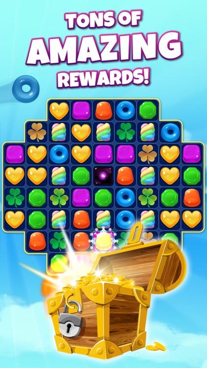 Jellipop Match - New Exciting Match-3 screenshot-3