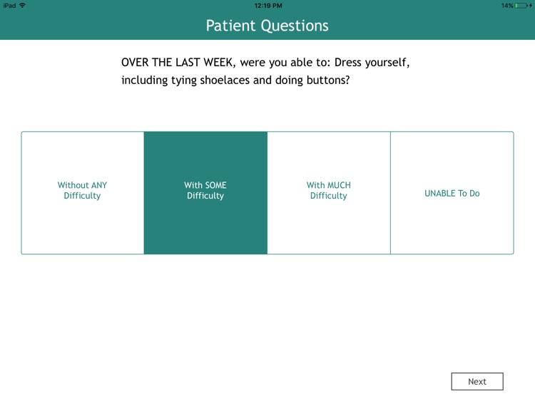 RhEumAtic Disease activitY screenshot-3