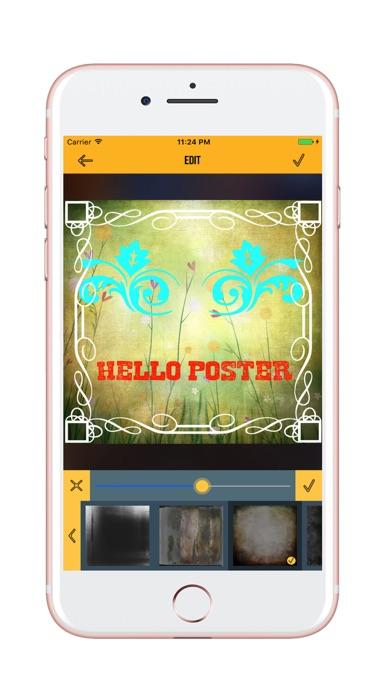 poster designer poster maker ad flyer design app mobile