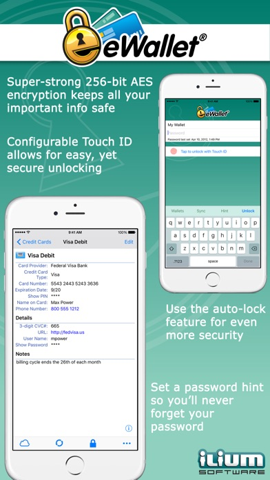 download eWallet - Password Manager apps 1