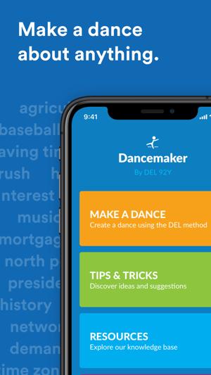 Dancemaker on the App Store