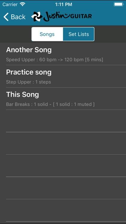 Time Trainer Metronome screenshot-3