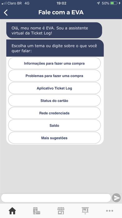 Baixar Ticket Log para Android