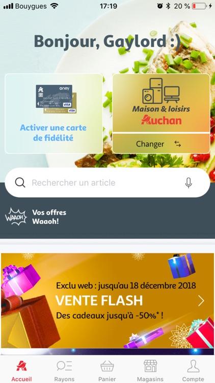 Auchan France screenshot-4