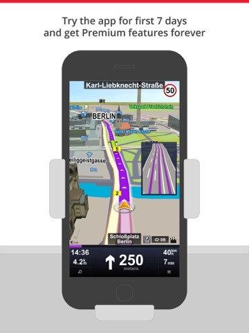 Car Navigation: Maps & Traffic screenshot 3