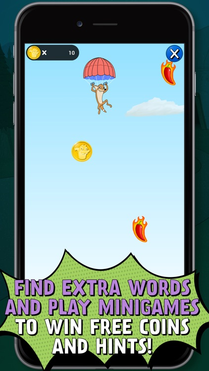 Wacko Words - Toon Adventure screenshot-3