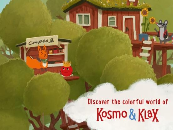 Kosmo & Klax: Treehouse-Party screenshot 5