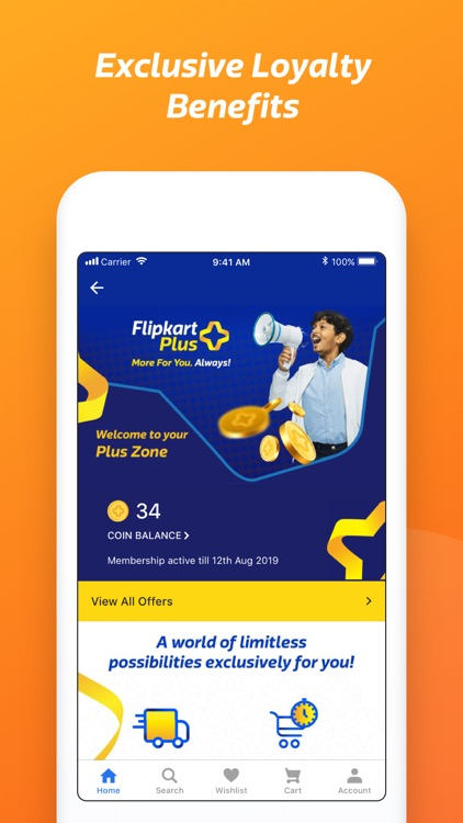 Flipkart - Online Shopping App screenshot-1