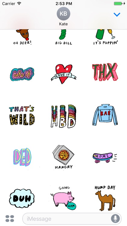 AEO Stickers screenshot-3