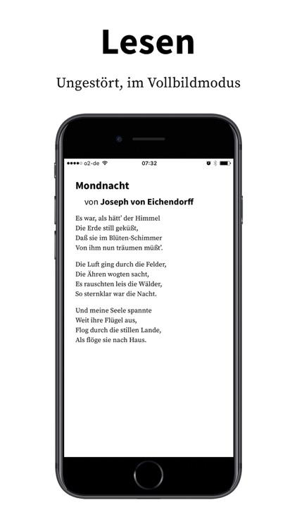 Poesi – Poetry Everywhere screenshot-3