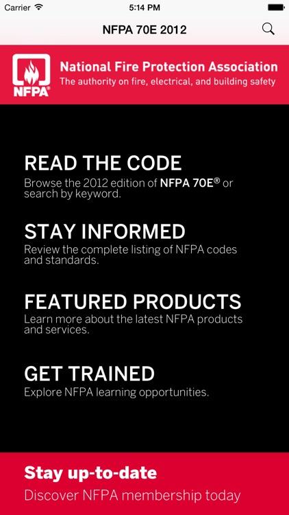 NFPA 70E 2012 Edition