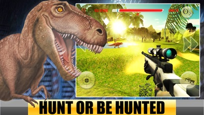 Dinosaur Hunting Safari Park 2 Screenshot 1