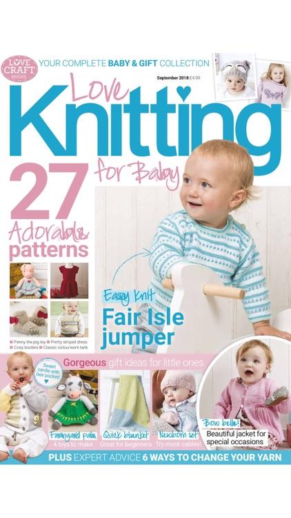 Love Knitting for Baby