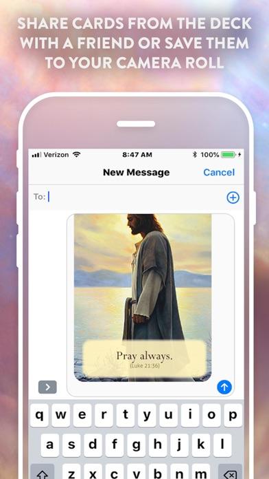 Loving Words from Jesus screenshot 4