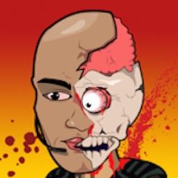 A Zombie War - Crazy Bros: You vs. Them