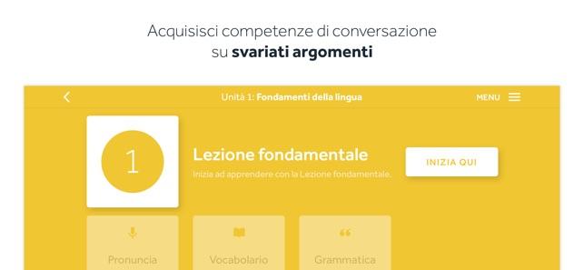 rosetta stone gratis iphone