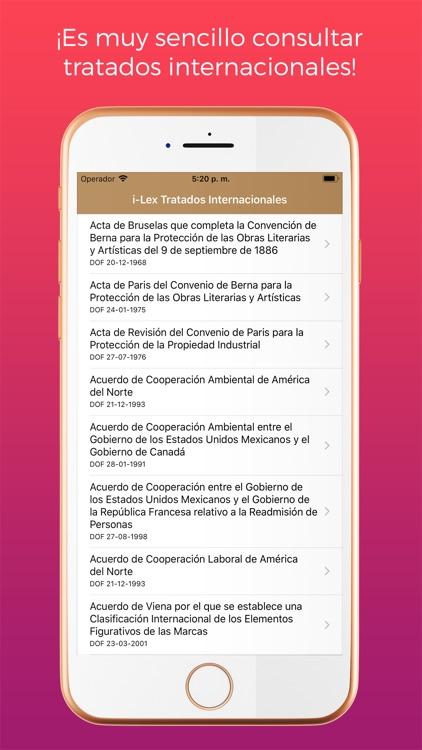 iLex Tratados Internacionales