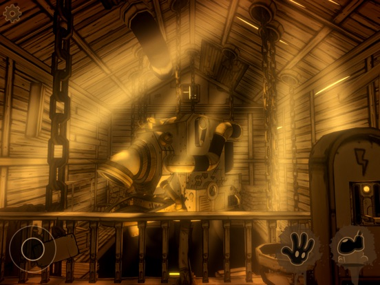 Bendy and the Ink Machine screenshot 6