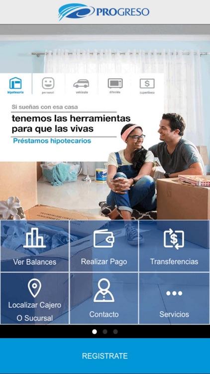 Banca Móvil Progreso