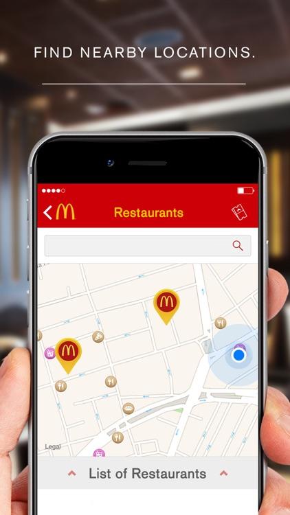 McDonald's App - Caribe screenshot-3