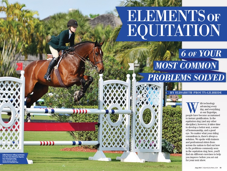 Equine Journal screenshot-3