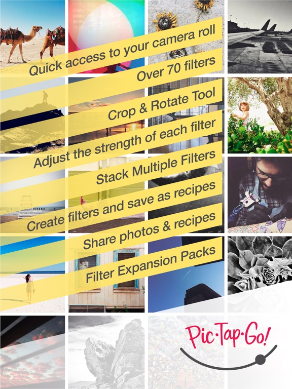 PicTapGo Screenshots
