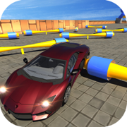 Racing Sports Car Stunt Game