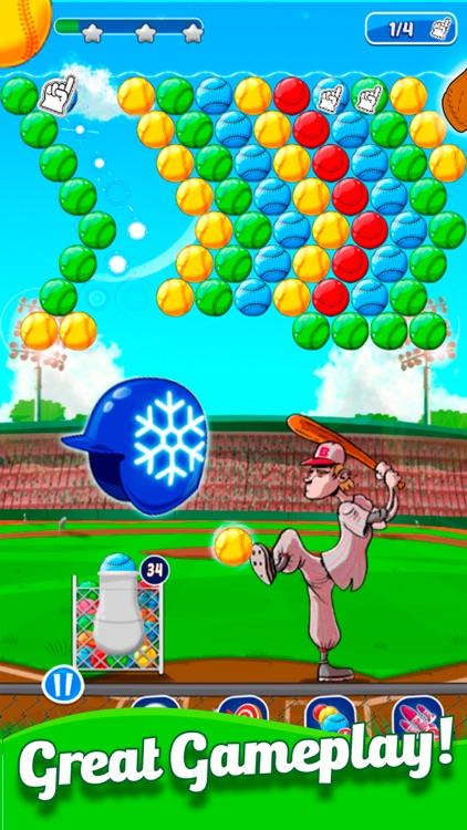 Baseball Bubble Shooter screenshot-6