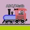 ABC & Math Learning Train
