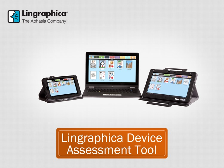 Lingraphica Device Assessment