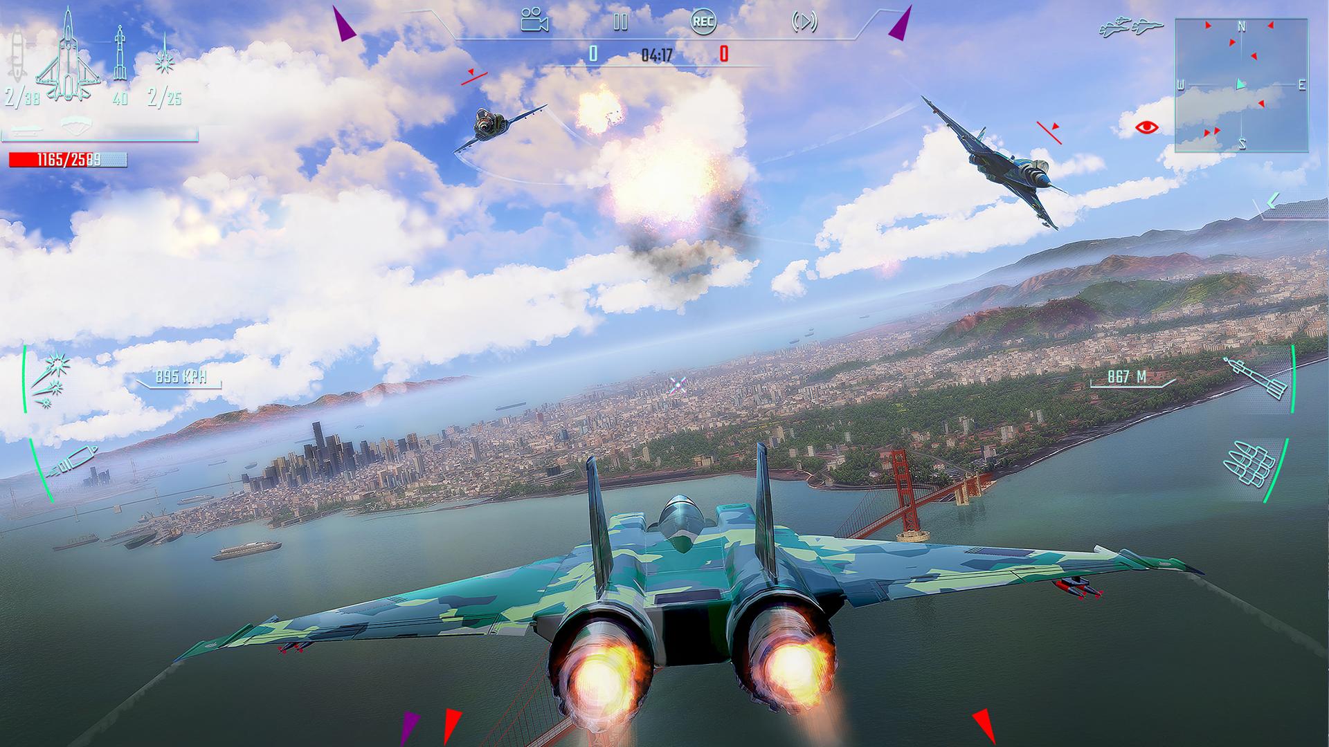 Sky Gamblers - Infinite Jets screenshot 13