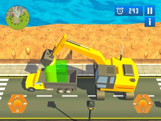 River Border Wall Construction screenshot 6