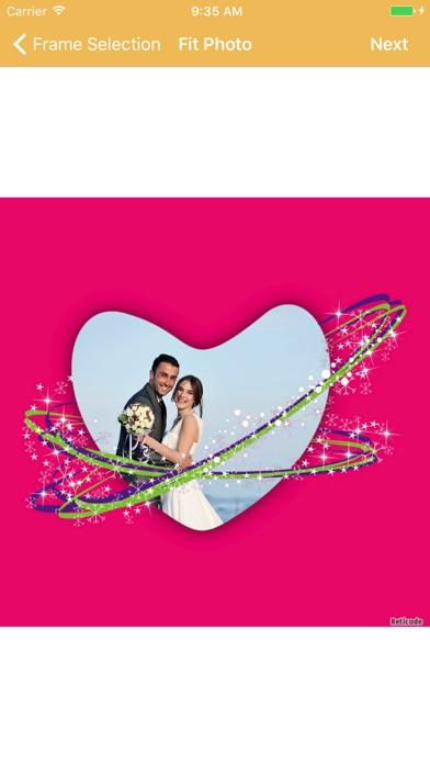 Hochzeit BilderrahmenScreenshot von 2