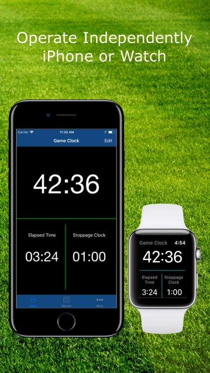 Soccer Football Referee Watch