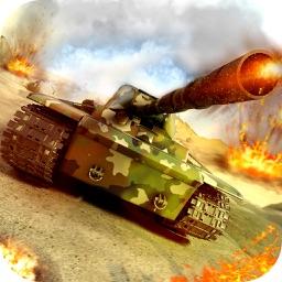 Tank Battle 2018: Desert War