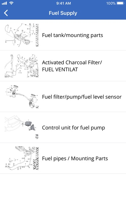 Car parts for BMW, Mini (ETK) screenshot-3