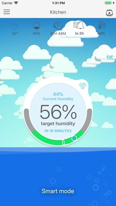 Screenshot #3 for Habitat Humidifier