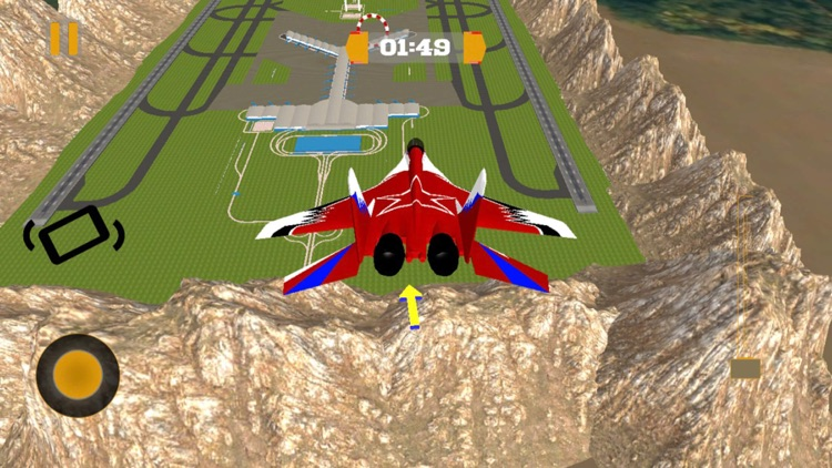 Stunt Plane Simulator 2018 screenshot-3