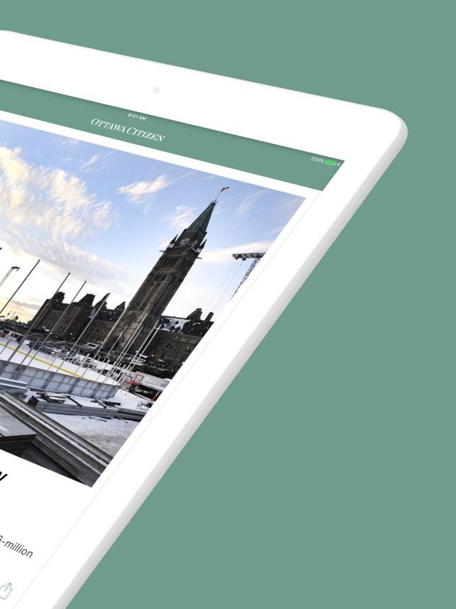 Ottawa Citizen on the App Store