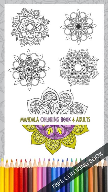 Mandala & Zen Coloring Book