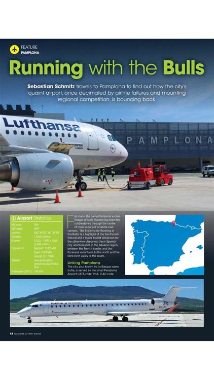Airports of the World Magazine screenshot-4