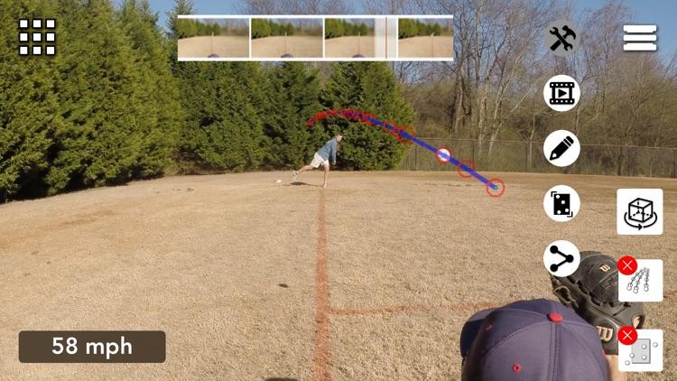 Pitch Analyzer - Pitch Tracker screenshot-3