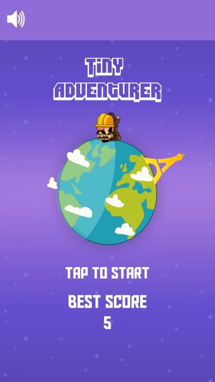 Jumpy Adventurer