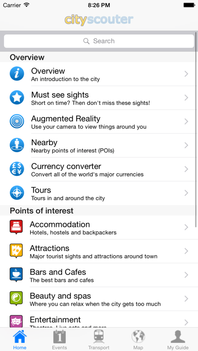 London Travel Guide Offline review screenshots