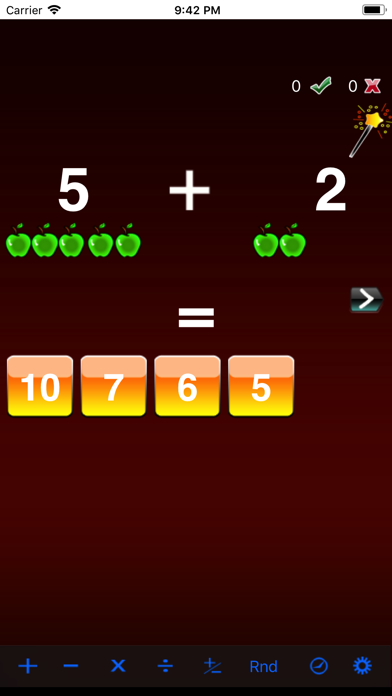 Math Magic screenshot one