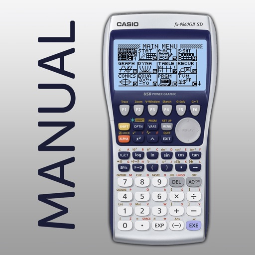 CASIO Graph Calculator Manual
