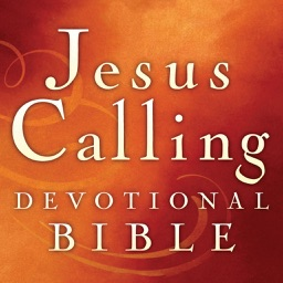 Jesus Calling Devotional Bible
