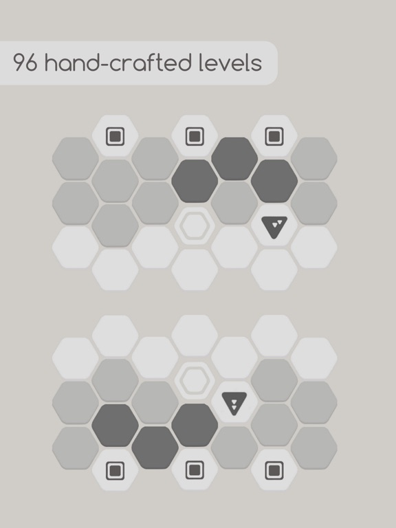 Hexa Turn Screenshots