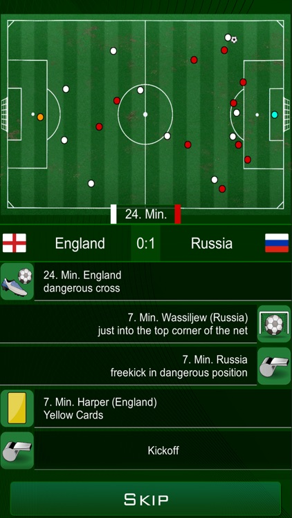Euro 2016 Manager Pro screenshot-3